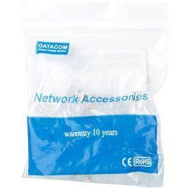10-pack,Datacom, RJ45, CAT5E, UTP, 8p8c, na drát