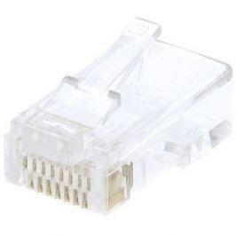 100-pack,Datacom, RJ45, CAT5E, UTP, 8p8c, na drát