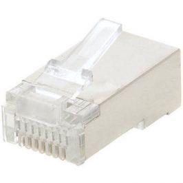 100-pack,Datacom, RJ45, CAT5E, STP, 8p8c, stíněný, neskládaný, na drát