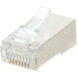Datacom, 10-pack, RJ45, CAT5E, STP, 8p8c, stíněný, neskládaný, na licnu (lanko)