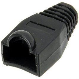 10-pack, plastová, černá,OEM, RJ45