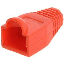 10-pack, plastová, červená,Datacom, RJ45