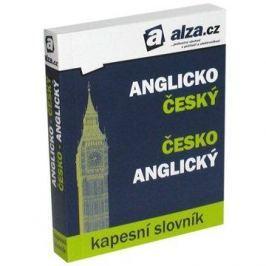 Kapesní Anglicko-český česko-anglický slovník Alza.cz