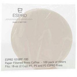 ESPRO Papírové kávové filtry pro P3, P5, P7 530ml