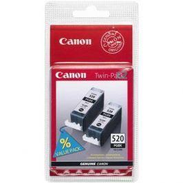 Canon PGI-520BK twinpack černá