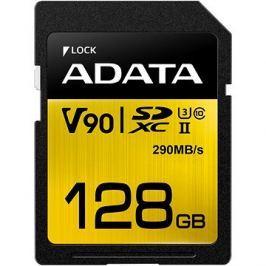 ADATA Premier ONE SDXC 128GB UHS-II U3 Class 10