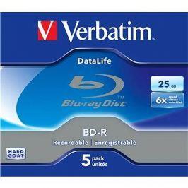 Verbatim BD-R Datalife 25GB 6x, 5ks