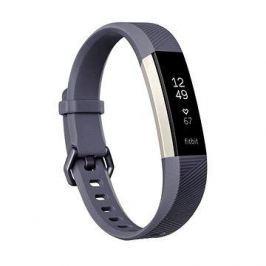 Fitbit Alta HR Blue Gray Small