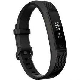 Fitbit Alta HR Black Gunmetal Large