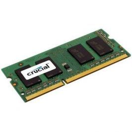 Crucial SO-DIMM 4GB DDR3 1600MHz CL11 Dual Voltage - CT51264BF160B
