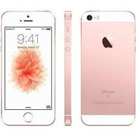 iPhone SE 128GB Růžově zlatý