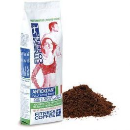 Fitness coffee Antioxidant Fully Active Blend, mletá, 250g