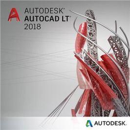 AutoCAD LT 2018 Commercial New na 1 rok (elektronická licence)