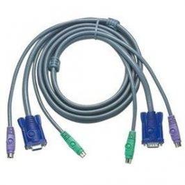 ATEN 2L-1003P/C 3m PS/2 kabely