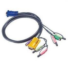 ATEN 2L-5302P 2m PS/2 kabely