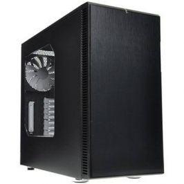 Fractal Design Define R4 Black Pearl - Window