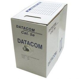 Datacom, drát, CAT5E, FTP, PVC, 305m/box