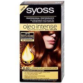 SYOSS Oleo Intense 6-80 Oříškově plavý 50 ml