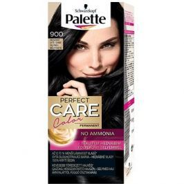 SCHWARZKOPF PALETTE Perfect Care Color 900 Hedvábný sytě černý 50 ml