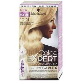 SCHWARZKOPF COLOR EXPERT 10-21 Perleťová blond 50 ml