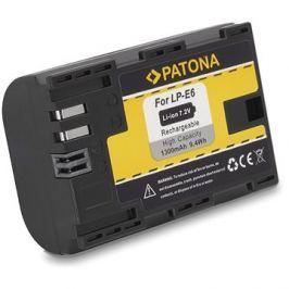 PATONA pro Canon LP-E6 1300mAh Li-Ion