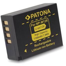 PATONA pro Fuji NP-W126 1100mAh Li-Ion