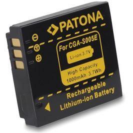 PATONA pro Panasonic CGA-S005 1000mAh Li-Ion