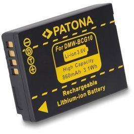 PATONA pro Panasonic DMW-BCG10 860mAh Li-Ion
