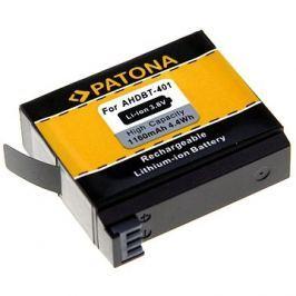 PATONA pro GoPro Hero 4 AHDBT-401 1160mAh Li-Ion