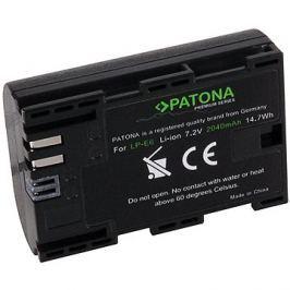 PATONA pro Canon LP-E6 2000mAh Li-Ion Premium