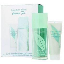 Elizabeth Arden Green Tea Woman EDP 100 ml + tělové mléko 100 ml dárková sada