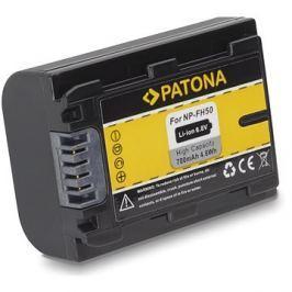 PATONA pro Sony NP-FH50 700mAh Li-Ion