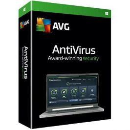 AVG Anti-Virus pro 3 počítač na 36 měsíců (elektronická licence)