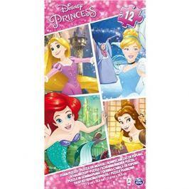 Pěnové puzzle Disney princezny