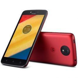 Motorola Moto C LTE Red