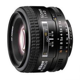 NIKKOR 50mm f/1.4 AF D A black Portrétní