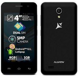 Allview A5 Easy Black Dual SIM