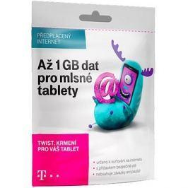 T-Mobile karta až s 1 GB dat pro připojení na internet