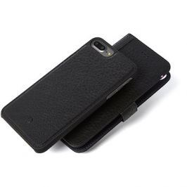 Decoded Leather 2in1 Wallet Case Black iPhone 7 plus/8 plus