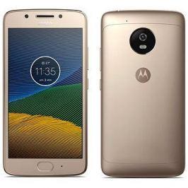 Motorola Moto G 5.generace Gold