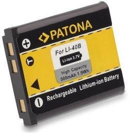 PATONA pro Olympus Li-40B / Li-42B 500mAh Li-Ion