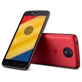 Motorola Moto C Plus Red