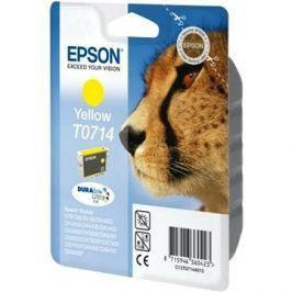 Epson T0714 žlutá