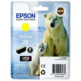 Epson T2614 žlutá