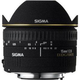 SIGMA 15mm f/2.8 EX DG rybí oko pro Canon