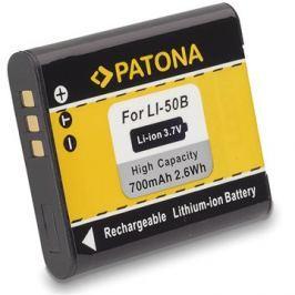 PATONA pro Olympus Li-50B 700mAh Li-Ion