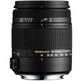 SIGMA 18-250mm f/3.5-6.3 DC Macro OS HSM pro Sony