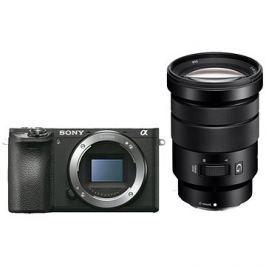 Sony Alpha A6500 + 18-105mm