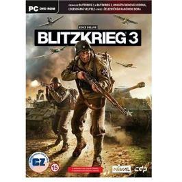 Blitzkrieg 3 Deluxe Edice