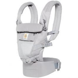 Ergobaby Adapt Nosítko Cool Air Mesh - Pearl Grey